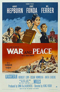 War and Peace 戦争と平和